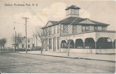 Station, Rockaway Park, N.Y.