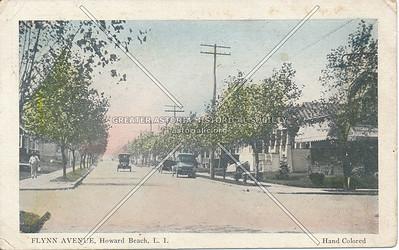 Flynn Avenue (160 Ave), Howard Beach, L.I.