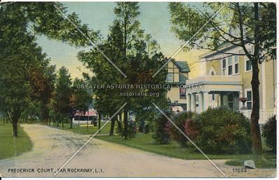 Frederick Court, Far Rockaway, L.I.