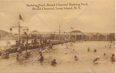 Bathing Pool, Broad Channel, Bathing Park, Broad Channel, Long Island, N.Y.
