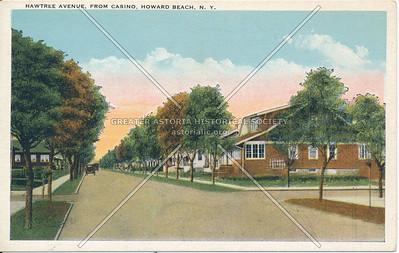 Hawtree Avenue, from Casino, Howard Beach, N.Y.