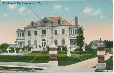 Residence in Far Rockaway, N.Y.