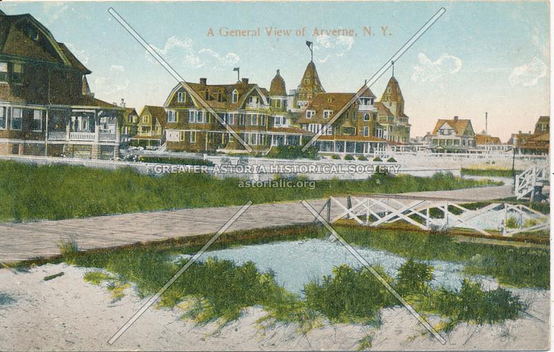 A General View of Arverne, N.Y.