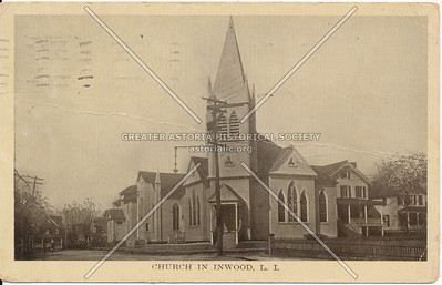 Church in Inwood, L.I.