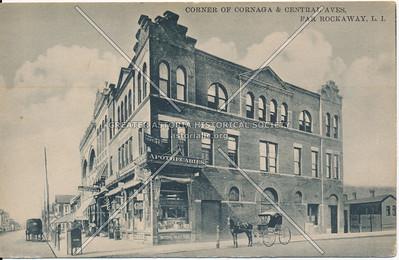 Corner of Cornaga & Central Aves, Far Rockaway, L.I.
