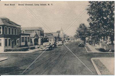 Noel Road, Broad Channel, Long Island, N.Y.