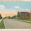 Deer Avenue (101 St), looking from Conduit Parkway, Howard Beach, N.Y.