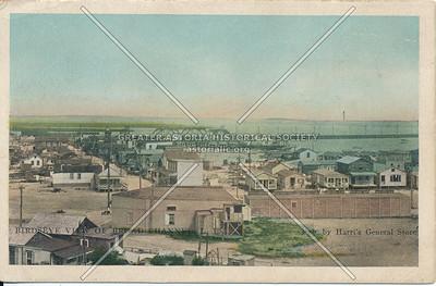 Birdseye View of Broad Channel, L.I.