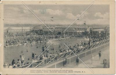 Broad Channel Baths, Cross Bay Boulevard, Broad Channel, N.Y.