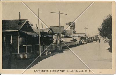 Lafayette Boulevard. Broad Channel, N.Y.