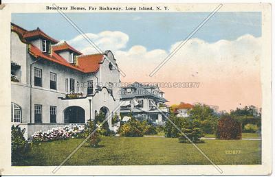 Broadway (Empire Ave) Homes, Far Rockaway, L.I., N.Y.