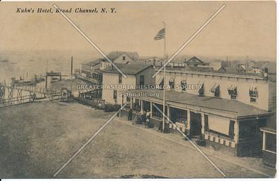 Kuhn's Hotel, Broad Channel, N.Y.