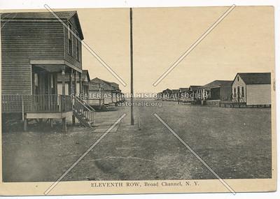 Eleventh Row, Broad Channel, N.Y.