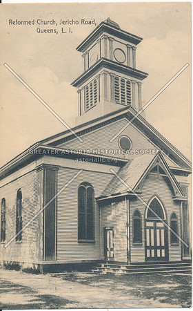Reformed Church, Jericho Road (Jamaica Ave), Queens, L.I.