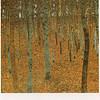 Gustav Klimt | Buchenwald (1902)