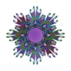 351. Amethyst Amulet Transparency