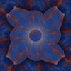 Corporeal Flower Blue
