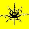 81. Bug Drone Yellow Background