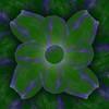 Corporeal Flower Green