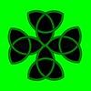 12. Celtic Black Cross
