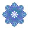 344. Blue Atom Septuple