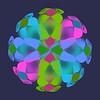 Pastel Sphere