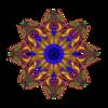 318. Crustacean Wheel Transparency