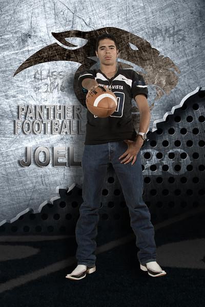 Joel Molina wallet