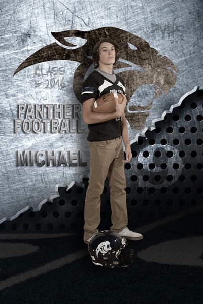 Michael Gonzales wallet