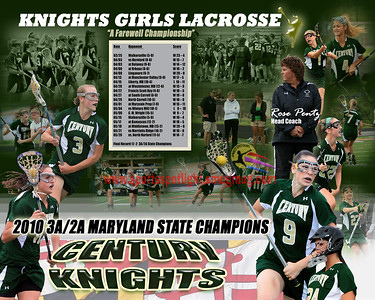 Carroll County HS Sports Posters