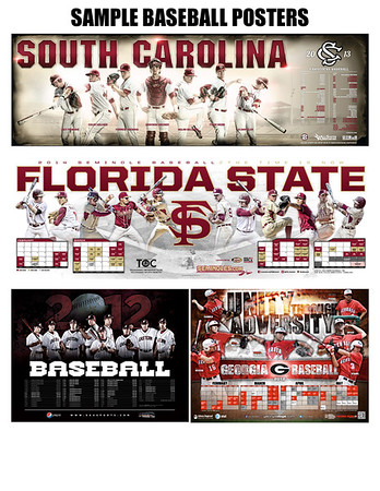 SPORTS TEAM POSTERS