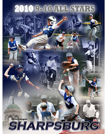 2010 Youth Sports Posters