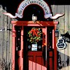 Christmas Shop Weston Vermont Poster