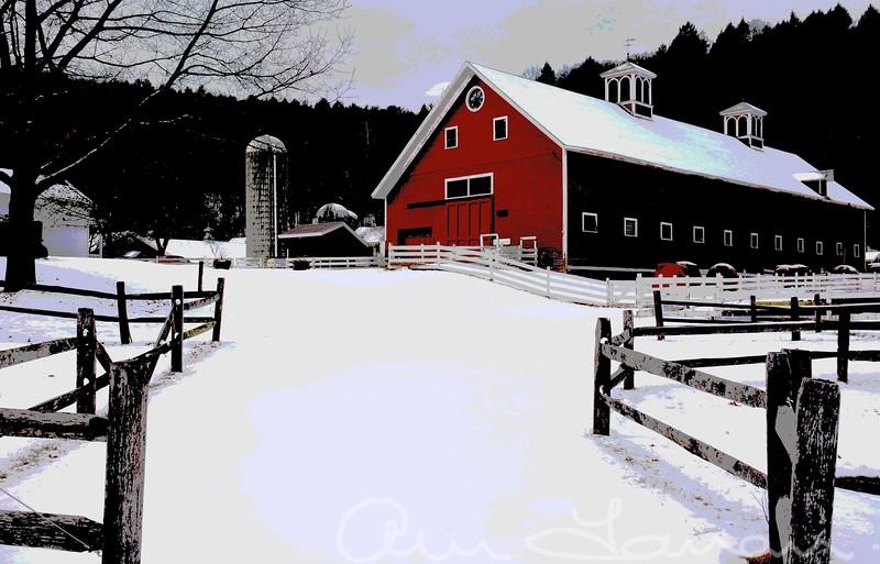 Vermont Barn 2