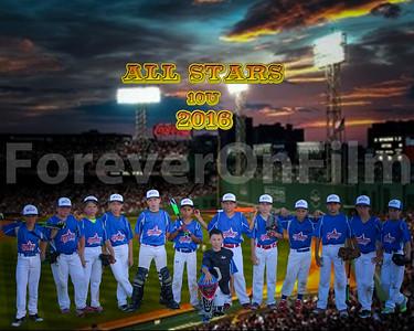 posters all star 10u
