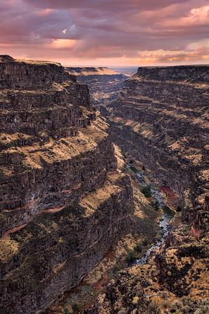 Bruneau Canyon, Idaho