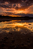 Sunrise Over the Rio Grande, Big Bend National Park, Texas