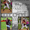 Softball 11x14 Template McGuire