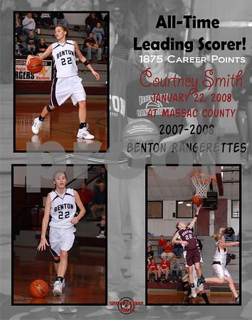 Smith Leading Scorer 11x14