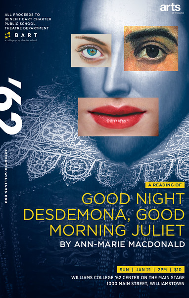 WIL220_2018_DesdemonaJuliet_Poster_FINAL