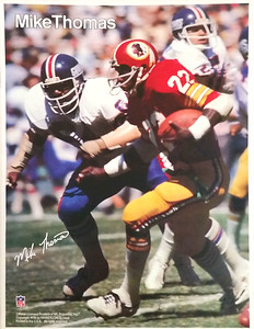 1978 Marketcom Mike Thomas Poster