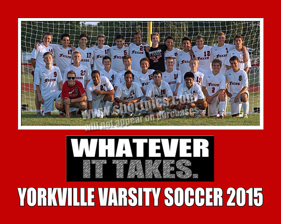 Yorkville Varsity Team Picture