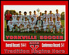 2013 Yorkville Soccer Team Picture