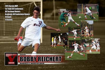 2015 Bobby Reichert Yorkville Soccer Poster 2