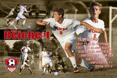 Bobby Reichert Soccer Poster