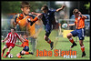 2016 Jake Slavin Soccer 16x24