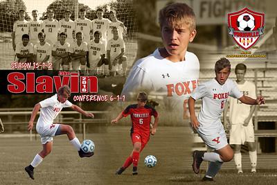 Jake Slavin Soccer Poster