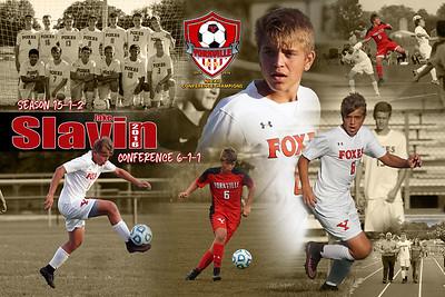 Jake Slavin Soccer Poster 3