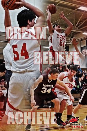 2016 Josh Basketball Poster 16x24