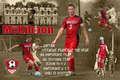 Wyatt McKibbon Soccer Poster 2